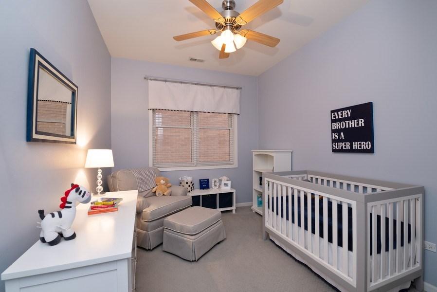 Real Estate Photography - 1025 W Buena Ave, Unit 2E, Chicago, IL, 60613 - 3rd Bedroom