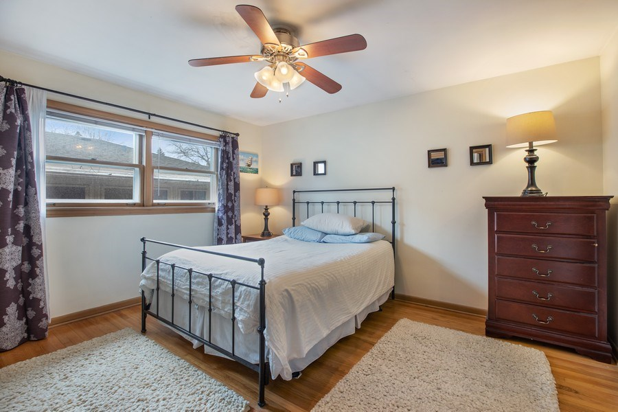 Real Estate Photography - 2132 Lake Ave., Wilmette, IL, 60091 - Master Bedroom