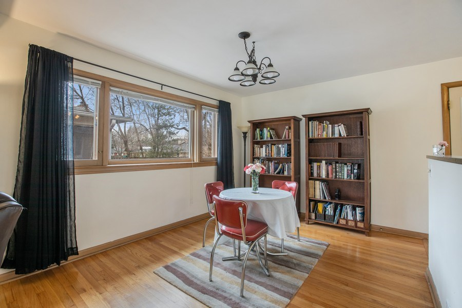 Real Estate Photography - 2132 Lake Ave., Wilmette, IL, 60091 - Dining Room
