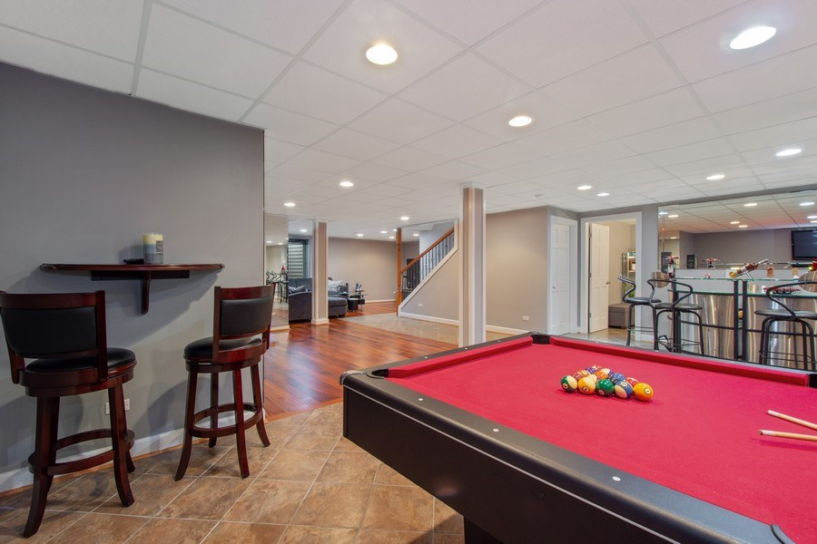 Real Estate Photography - 600 Sutherland Ct., Inverness, IL, 60010 - Recreational Area