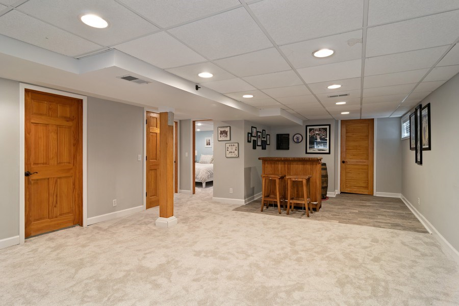 Real Estate Photography - 20 S Cowley Rd, Riverside, IL, 60546 - Basement