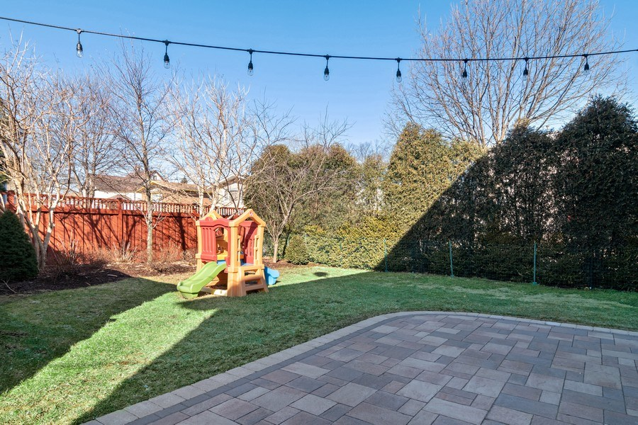 Real Estate Photography - 20 S Cowley Rd, Riverside, IL, 60546 - Back Yard