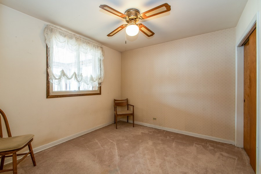 Real Estate Photography - 10049 South California Avenue, Chicago, IL, 60655 - Bedroom