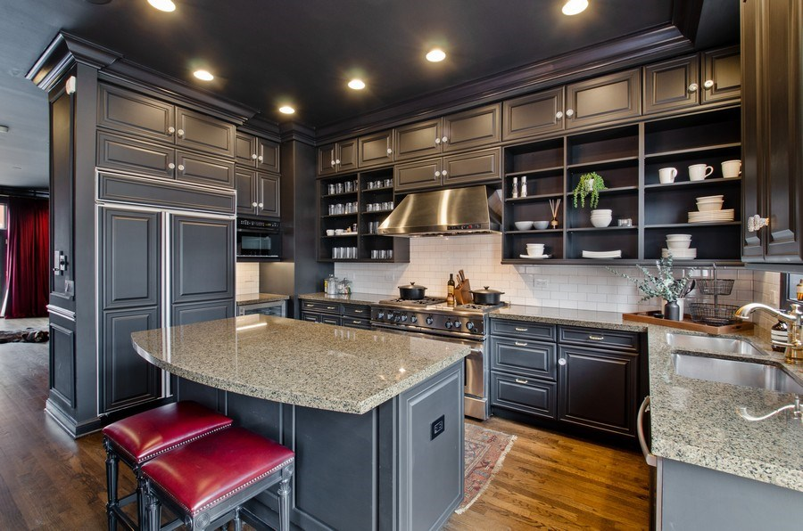 Real Estate Photography - 457 N Canal St, Chicago, IL, 60654 - Kitchen
