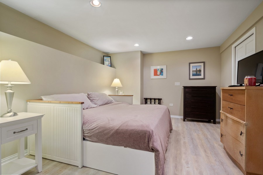 Real Estate Photography - 1616 Magnolia, Glenview, IL, 60025 - 3rd Bedroom