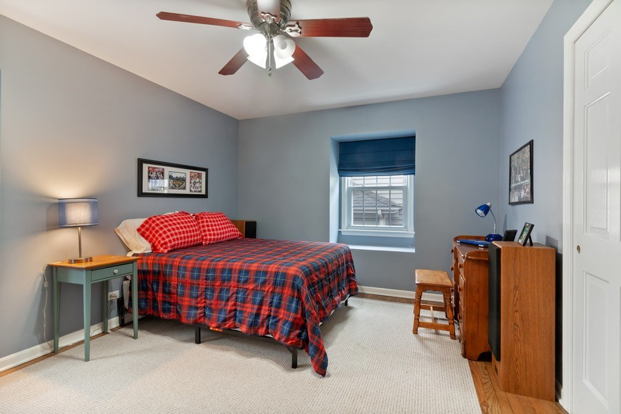 Real Estate Photography - 908 James Ct, Wheaton, IL, 60187 - Bedroom