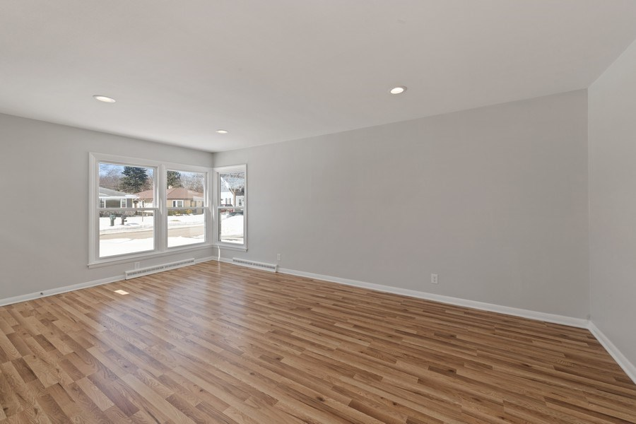 Real Estate Photography - 2320 N 115th Street, Wauwatosa, WI, 53226 - Living Room