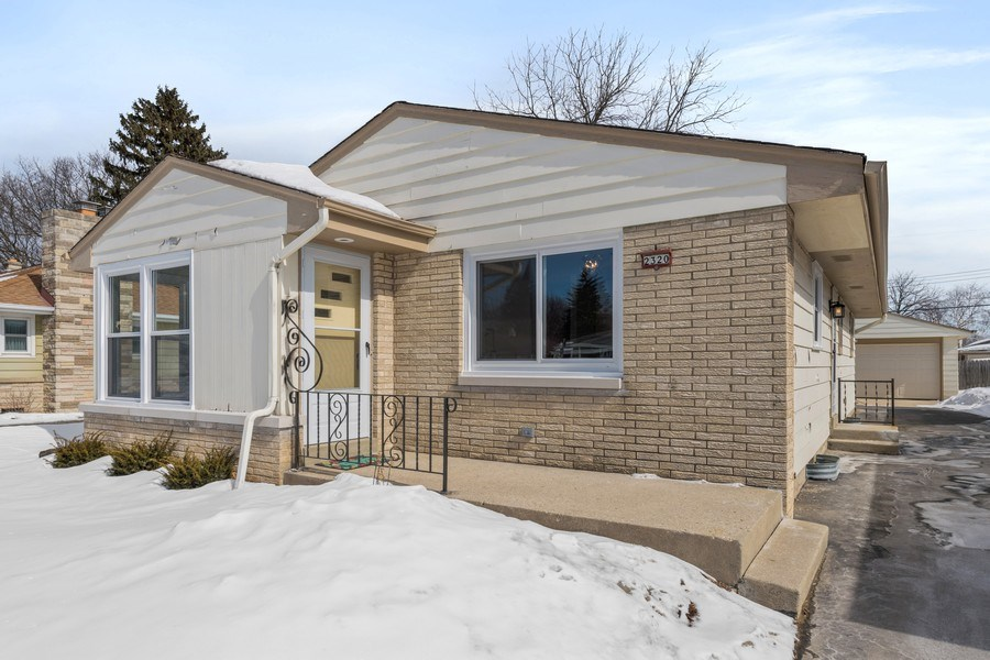 Real Estate Photography - 2320 N 115th Street, Wauwatosa, WI, 53226 - Front View