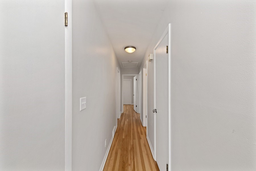 Real Estate Photography - 2320 N 115th Street, Wauwatosa, WI, 53226 - Hallway