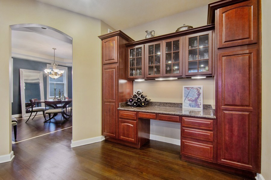 Real Estate Photography - 1057 Linden, Deerfield, IL, 60015 - Kitchen
