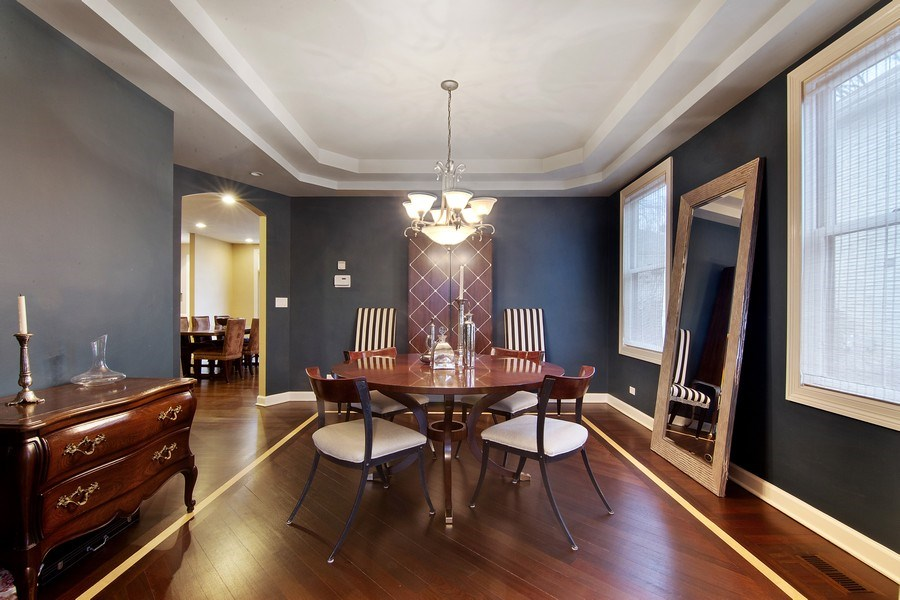 Real Estate Photography - 1057 Linden, Deerfield, IL, 60015 - Dining Room
