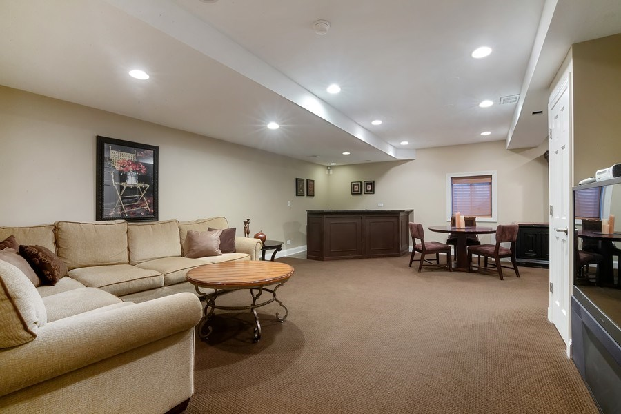 Real Estate Photography - 1057 Linden, Deerfield, IL, 60015 - Basement