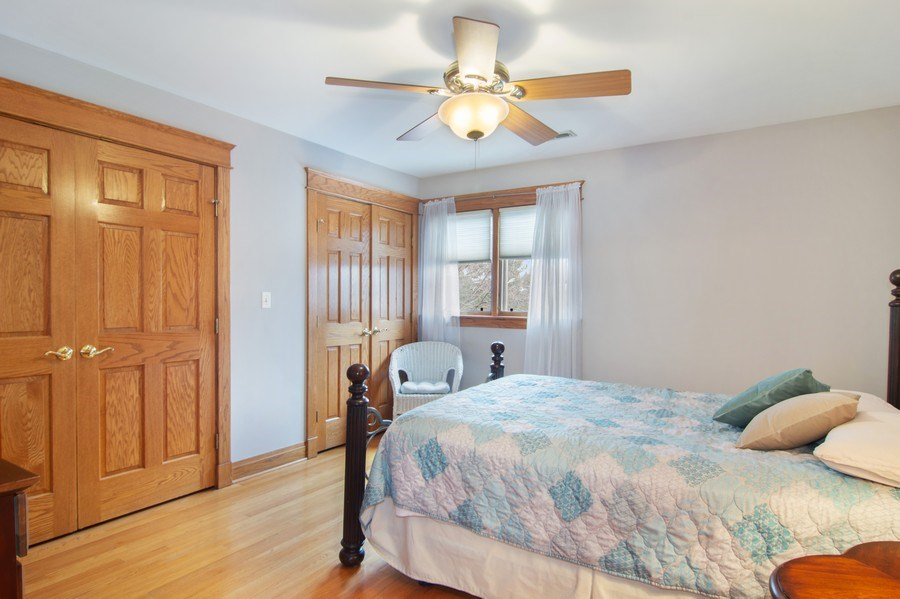 Real Estate Photography - 1001 Wildwood, Mt Prospect, IL, 60056 - 2nd Bedroom