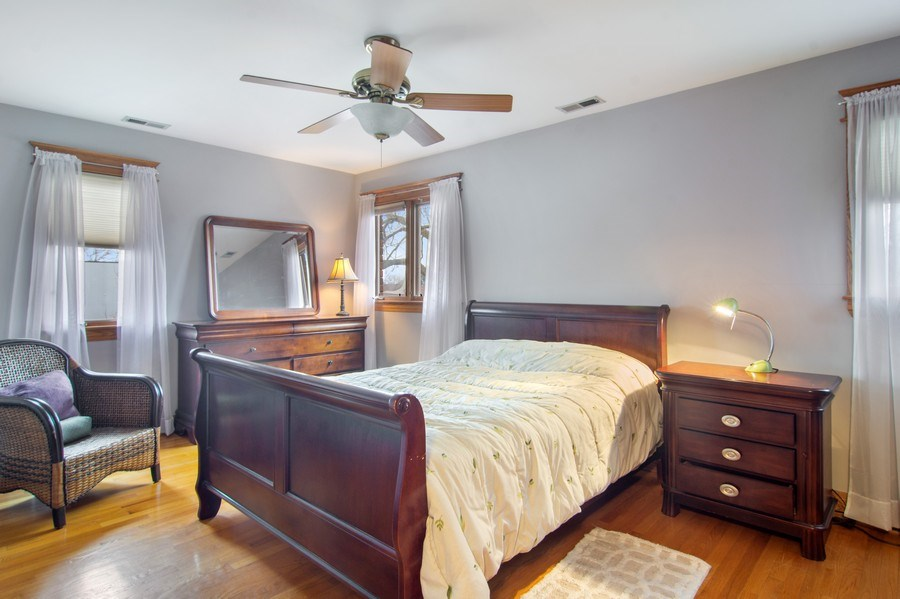 Real Estate Photography - 1001 Wildwood, Mt Prospect, IL, 60056 - 4th Bedroom