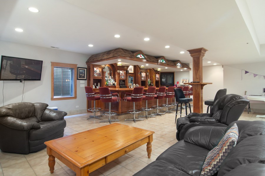 Real Estate Photography - 1001 Wildwood, Mt Prospect, IL, 60056 - Lower Level