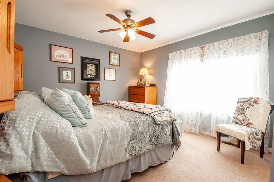 Real Estate Photography - 39073 N Ogden Ln, Beach Park, IL, 60083 - 3rd Bedroom