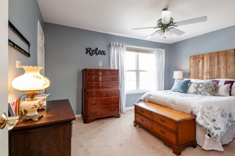 Real Estate Photography - 39073 N Ogden Ln, Beach Park, IL, 60083 - Bedroom
