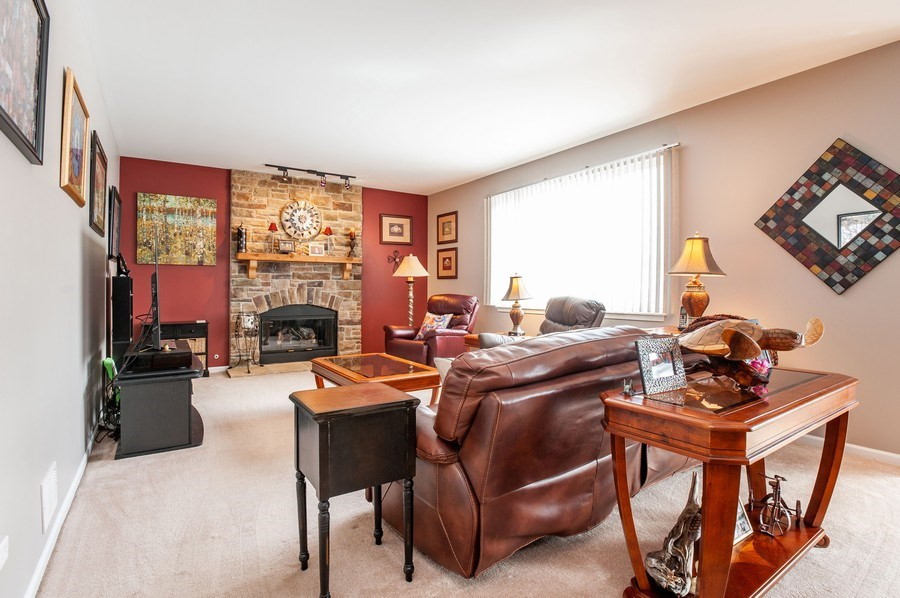 Real Estate Photography - 39073 N Ogden Ln, Beach Park, IL, 60083 - Family Room