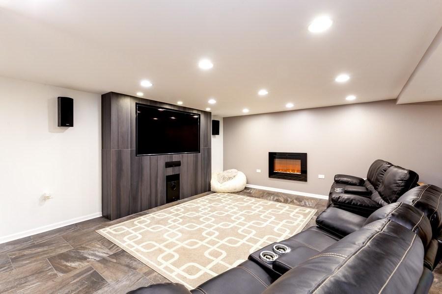 Real Estate Photography - 832 Cambridge Row, Addison, IL, 60101 - Basement