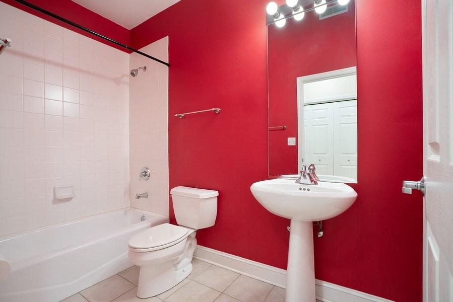 Real Estate Photography - 1301 W. Washington, Unit 306, Chicago, IL, 60607 - Bathroom