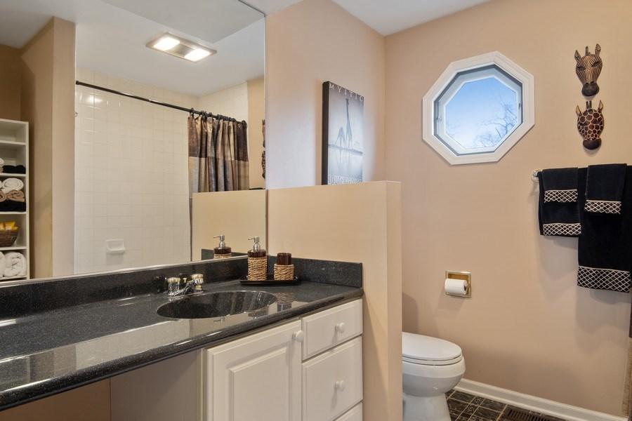 Real Estate Photography - 2542 Illinois Road, Northbrook, IL, 60062 - Bathroom