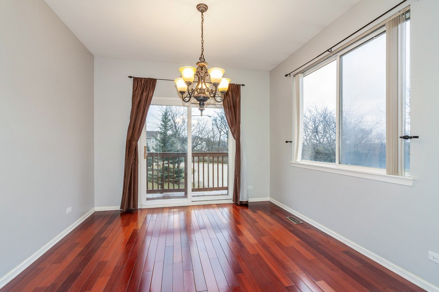 Real Estate Photography - 11s520 Rachael Court, Willowbrook, IL, 60527 - Dining Room
