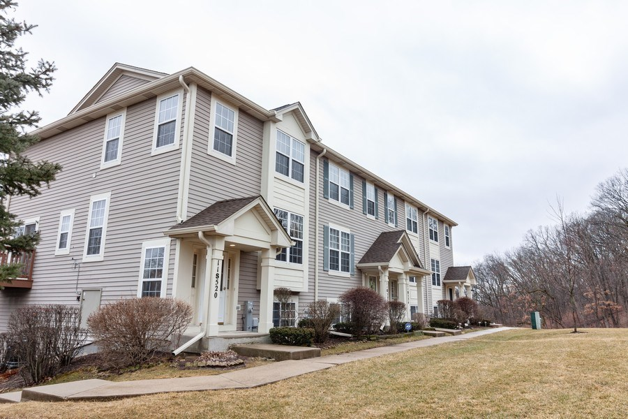 Real Estate Photography - 11s520 Rachael Court, Willowbrook, IL, 60527 - Front View