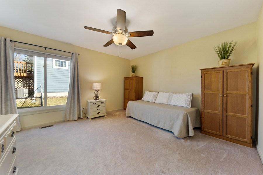 Real Estate Photography - 21W510 Buckingham Road, Gen Ellyn, IL, 60137 - 2nd Bedroom