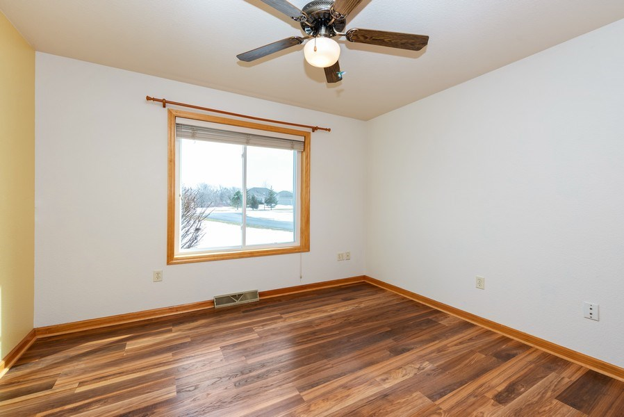 Real Estate Photography - N5375 Loraine Ct., Fredonia, WI, 53021 - Bedroom