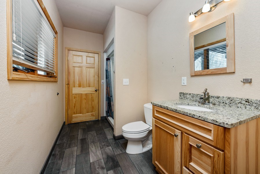 Real Estate Photography - N5375 Loraine Ct., Fredonia, WI, 53021 - 2nd Bathroom