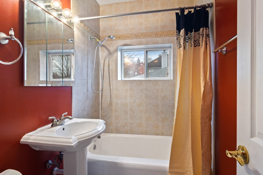 Real Estate Photography - 707 W Dresser Dr, Mount Prospect, IL, 60056 - Bathroom