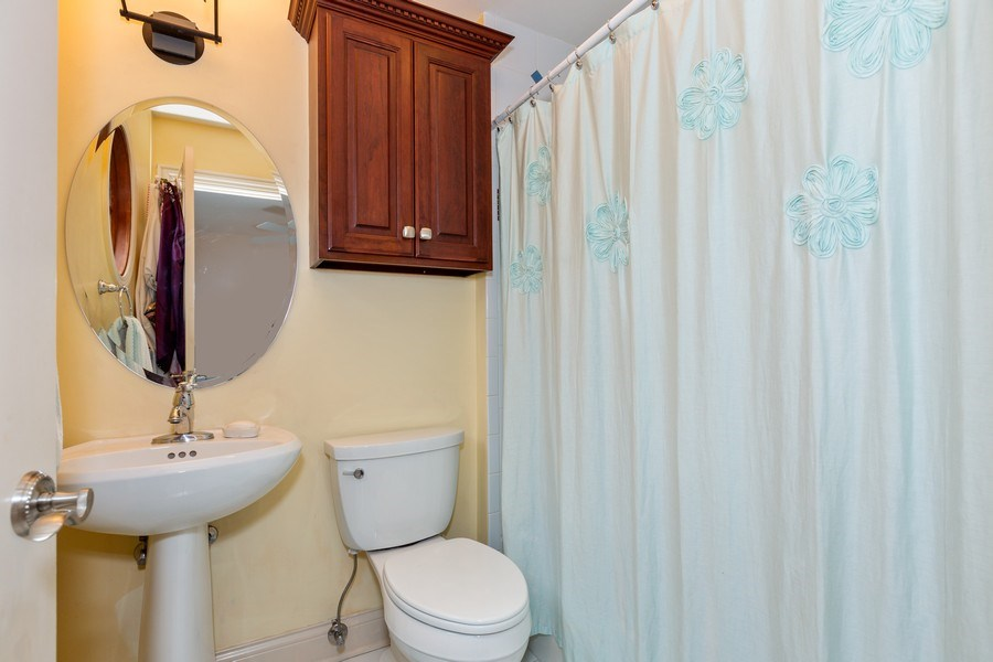 Real Estate Photography - 744 Farley Place, Downers Grove, IL, 60515 - 4th Bathroom