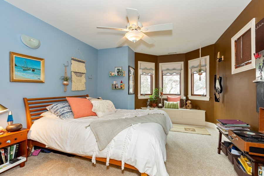 Real Estate Photography - 744 Farley Place, Downers Grove, IL, 60515 - 3rd Bedroom