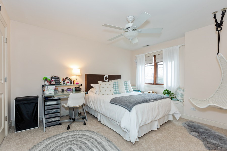 Real Estate Photography - 744 Farley Place, Downers Grove, IL, 60515 - 4th Bedroom