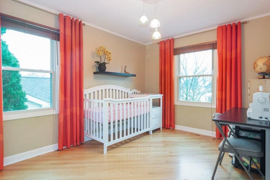 Real Estate Photography - 983 Shady Tree Lane, Wheeling, IL, 60090 - 3rd Bedroom