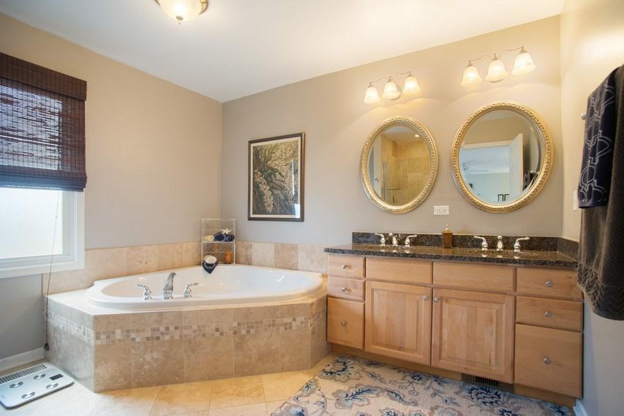 Real Estate Photography - 204 Plum Grove Circle, Arlington Heights, IL, 60004 - Master Bathroom