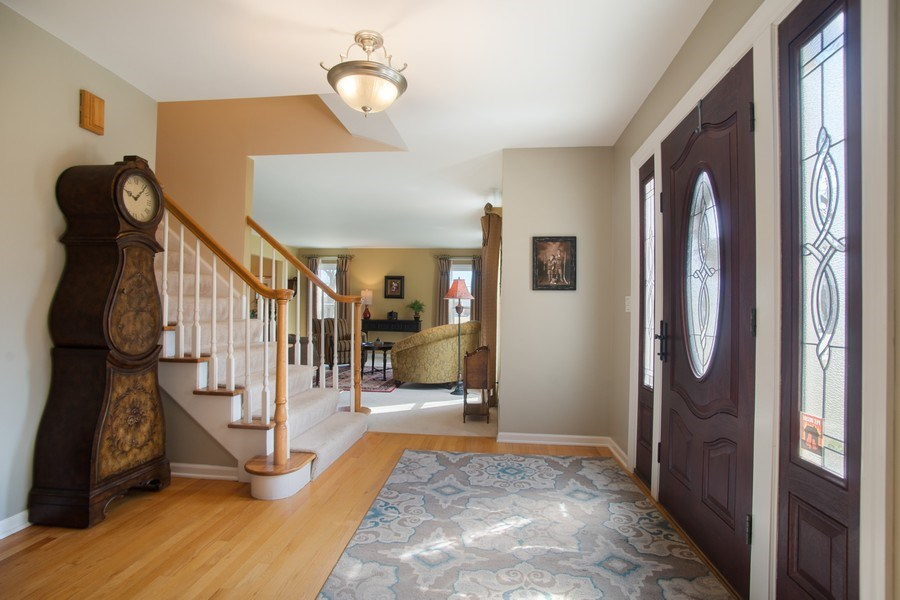 Real Estate Photography - 204 Plum Grove Circle, Arlington Heights, IL, 60004 - Foyer