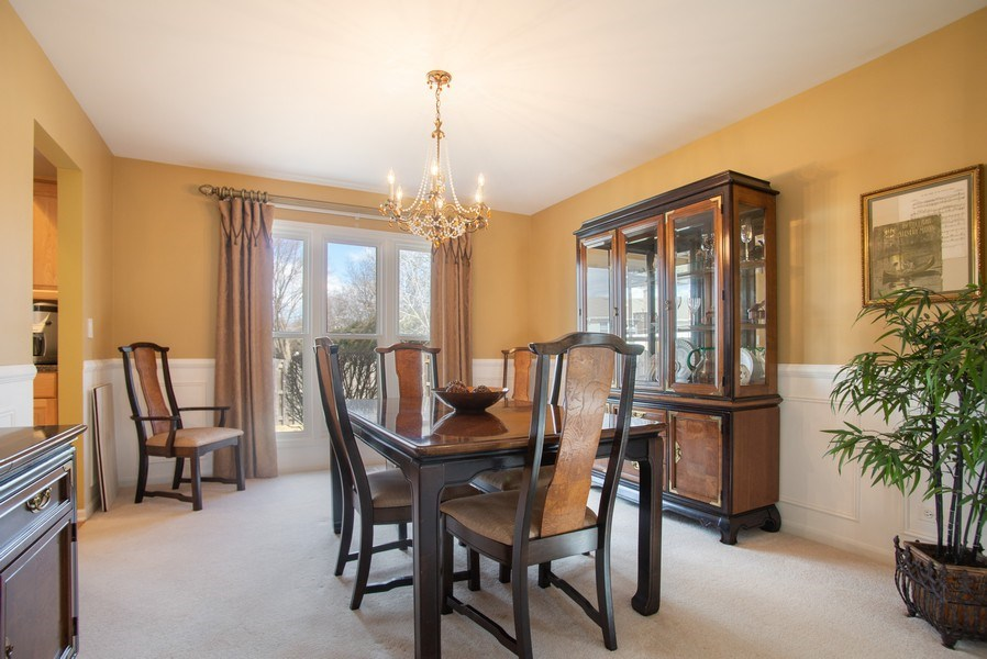 Real Estate Photography - 204 Plum Grove Circle, Arlington Heights, IL, 60004 - Dining Area