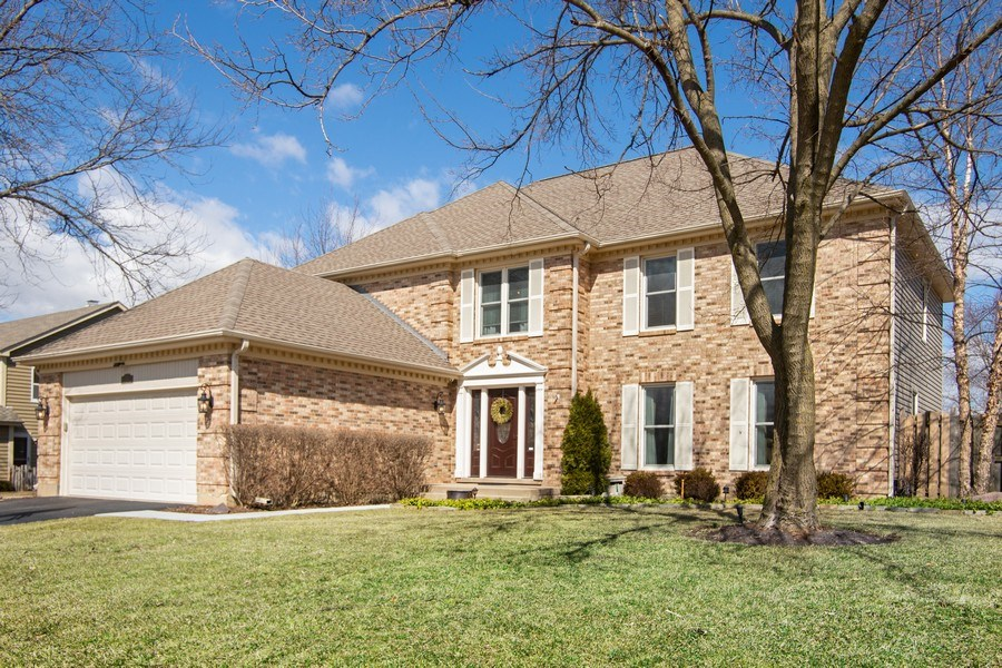 Real Estate Photography - 204 Plum Grove Circle, Arlington Heights, IL, 60004 - Front View