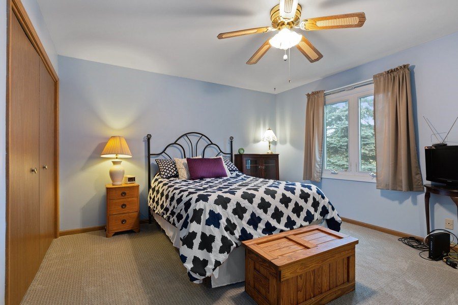 Real Estate Photography - 58 Golf Ave., Clarendon Hills, IL, 60514 - Bedroom 3