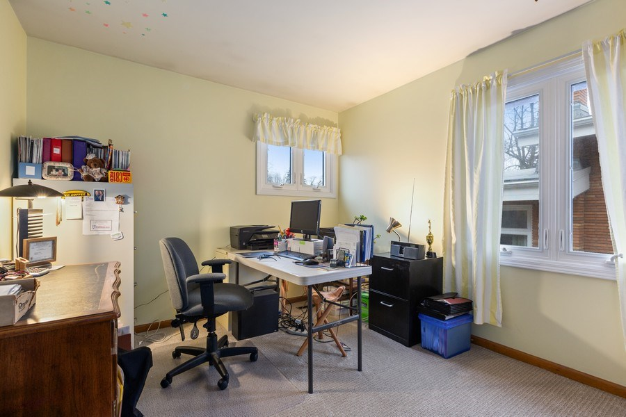 Real Estate Photography - 58 Golf Ave., Clarendon Hills, IL, 60514 - Bedroom 4