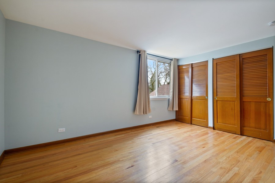 Real Estate Photography - 3117 Sandy, Glenview, IL, 60026 - Master Bedroom