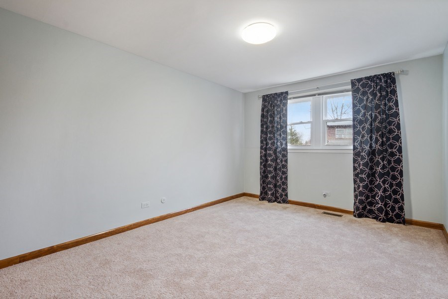 Real Estate Photography - 3117 Sandy, Glenview, IL, 60026 - Additional Bedroom