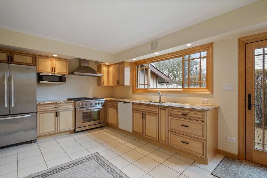 Real Estate Photography - 3117 Sandy, Glenview, IL, 60026 - Kitchen