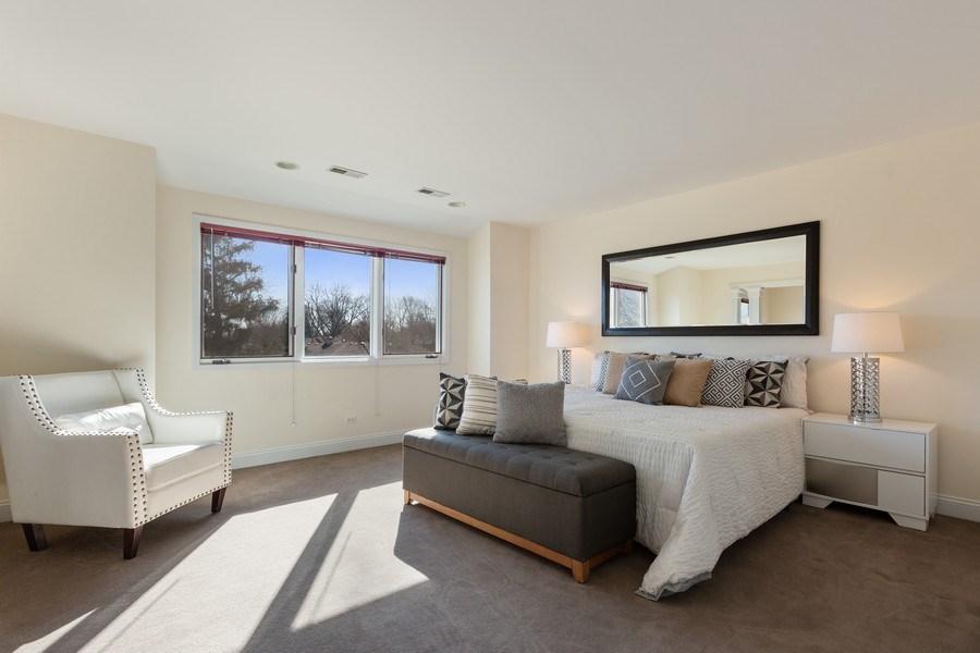 Real Estate Photography - 7726 Sugarbush Lane, Willowbrook, IL, 60527 - Master Bedroom