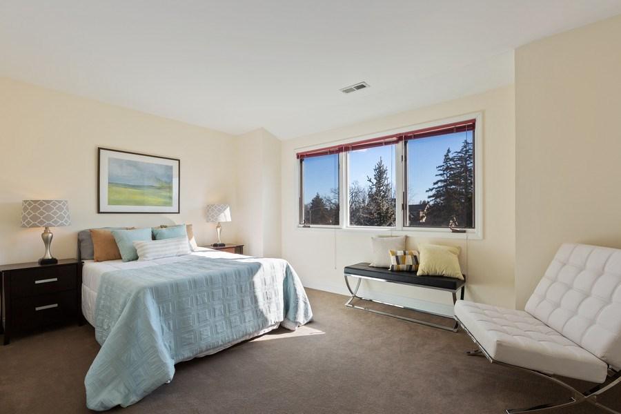 Real Estate Photography - 7726 Sugarbush Lane, Willowbrook, IL, 60527 - Bedroom 3