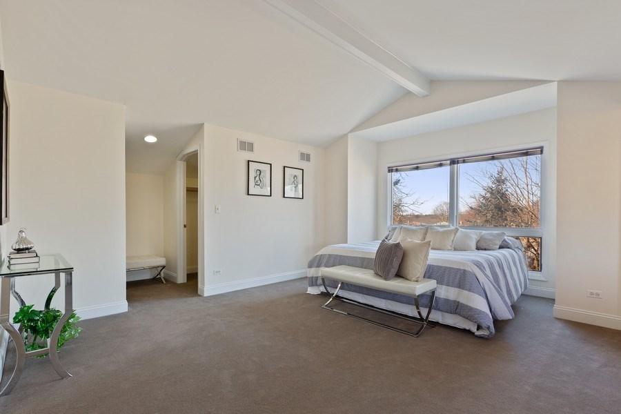 Real Estate Photography - 7726 Sugarbush Lane, Willowbrook, IL, 60527 - Bedroom 4 (alternate view)