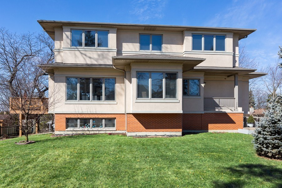 Real Estate Photography - 7726 Sugarbush Lane, Willowbrook, IL, 60527 - Front View