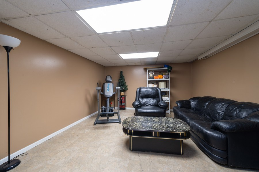 Real Estate Photography - 409 Pioneer, Addison, IL, 60101 - Basement