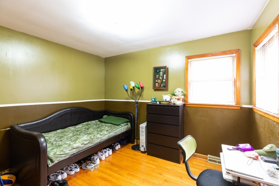 Real Estate Photography - 12904 Carondolet, Chicago, IL, 60633 - 3rd Bedroom